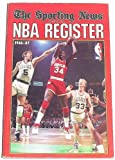 img - for The Sporting News NBA Register 1986-1987 book / textbook / text book