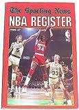 The Sporting News NBA Register, 1986-1987, Sporting News Staff, 0892042273