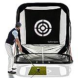 Best Golf Nets - Galileo Golf Net Golf Hitting Net Training Aid Review