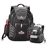 Eastern High Sierra Big Wig Black Compu Backpack 'Official Logo'