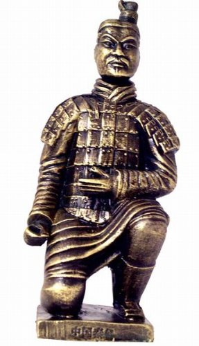 Famous Qin Dynasty Terracotta Warrior Reproduction B