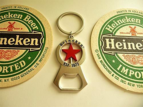 Heinken Spinning Bottle Classic Coaster product image