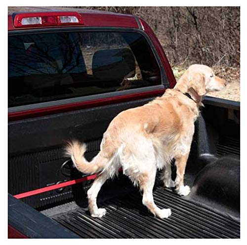 MPP Vehicle Zip Line System for Dogs Truck Bed Cargo Area Backseat Car Travel Safety