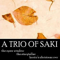 A Trio of Saki