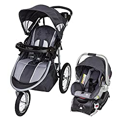 Baby Trend Cityscape Jogger Travel System, Moonstone