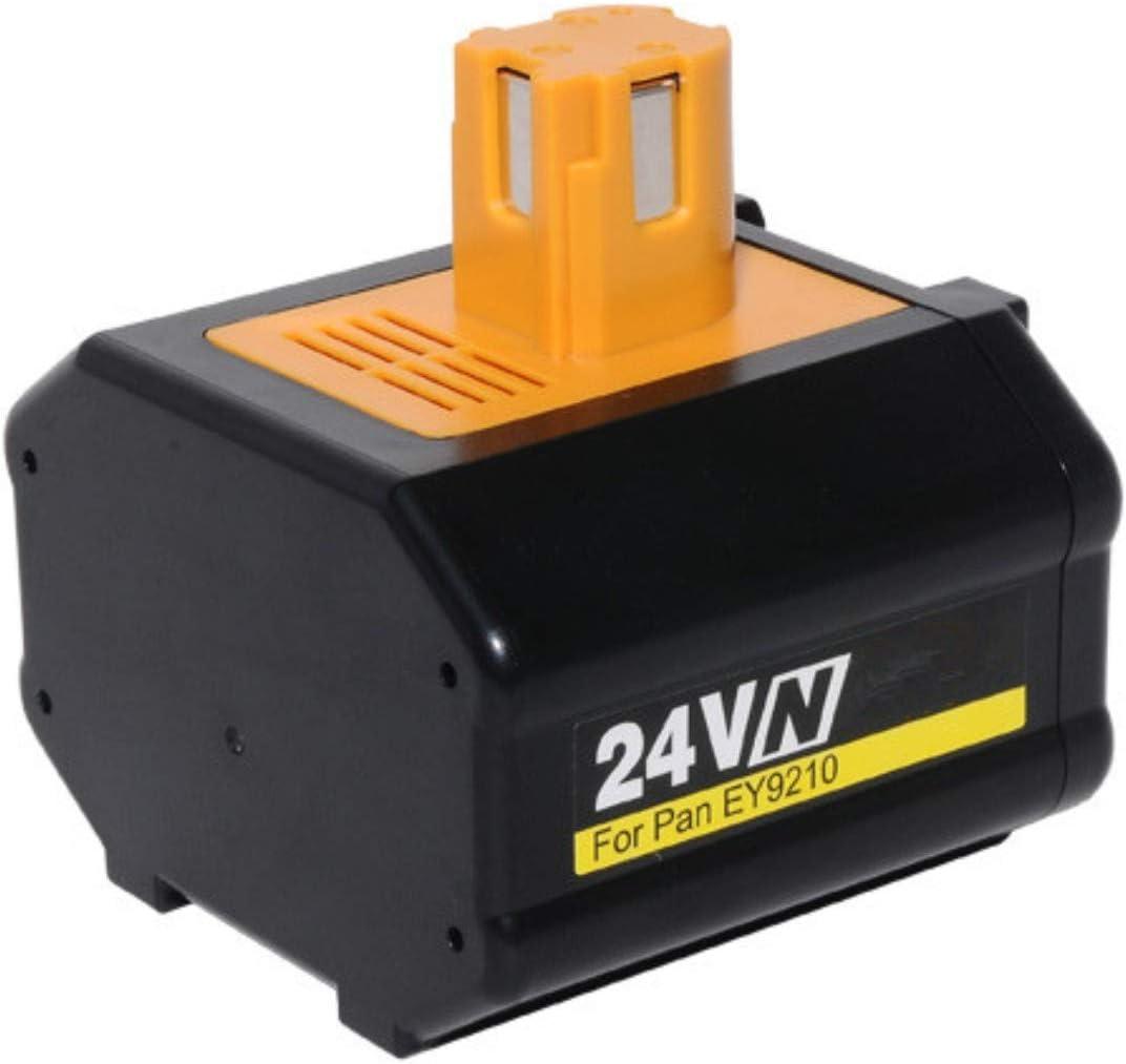 Akku Ladegerät 7,2V-24V Ladestation für Panasonic EY9066 EY9101B EY9103B EY9107B