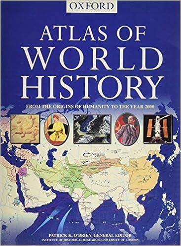 Of world pdf atlas history