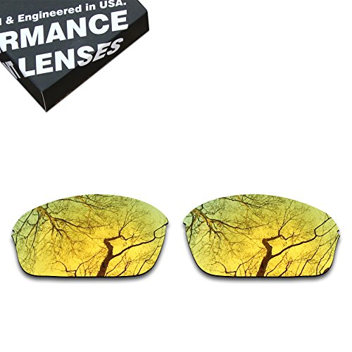 561f41f657 ToughAsNails Polarized Lens Replacement for Oakley Half Wire 2.0 Sunglass -  More Options