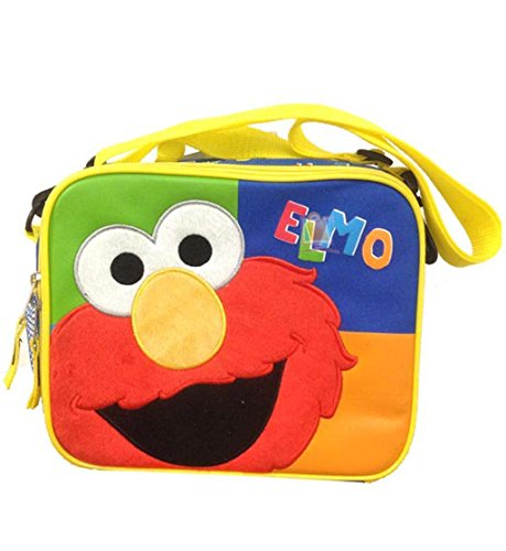 Sesame Street Elmo insulated Lunch bag lunch box 05460, New