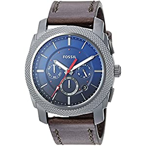 Fossil Analog Multi-Colour Dial Men's Watch – FS5388
