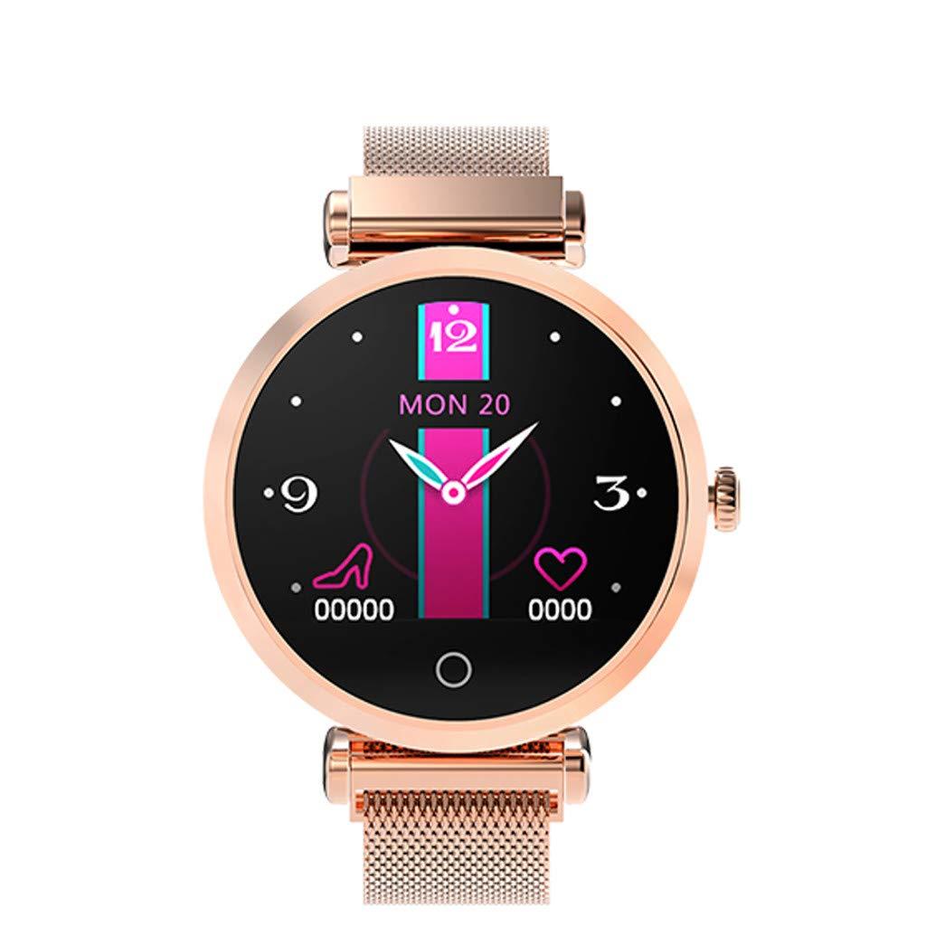 YWLINK Smartwatch Mujer♥R6 Diosa Reloj IP67 Inteligente ...