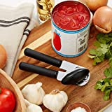 OXO Good Grips Soft-Handled Can Opener,Black,None