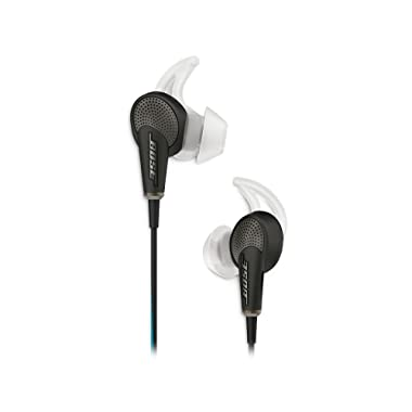 Bose 718840-0010 QuietComfort 20 Acoustic Noise Cancelling Headphones, Samsung and Android Devices, Black
