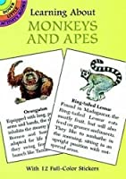 Learning About Monkeys And Apes (Dover Little
