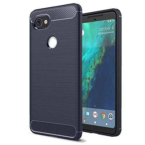Google Pixel 2 XL Case, Vinve [Slim Thin] Carbon...