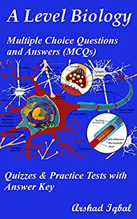 Amazon.com: A Level Biology Multiple Choice Questions and ...