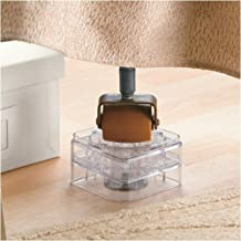 Garner Raise Its Clear Furniture Risers, Pack of 8