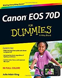 Canon EOS 70D For Dummies