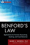 img - for Benford's Law: Applications for Forensic Accounting, Auditing, and Fraud Detection book / textbook / text book