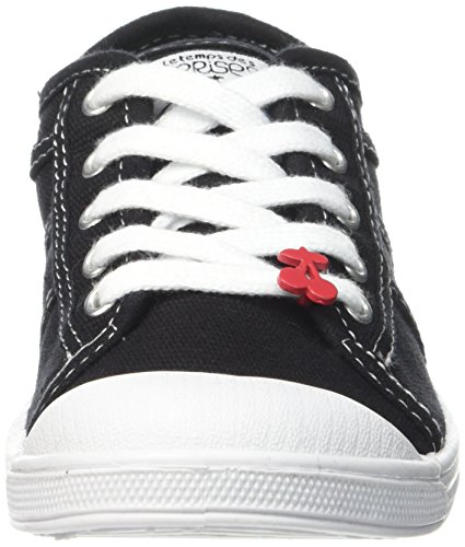 Lc Basic des Sneakers Top Cerises Kids' 02 Temps Black Black Le Hi Unisex xOnRwH5