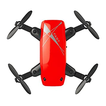 S9 Mini RC Drone 2.4G 4CH 6 Ejes Plegable RTF Quadcopter Altitude ...