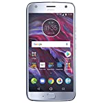Moto X (4th Generation) – with hands-free Amazon Alexa – 32 GB – Unlocked – Sterling Blue – Prime Exclusive – with Lockscreen Offers & Ads