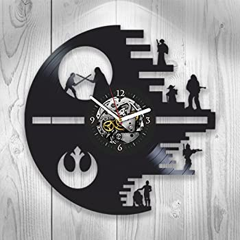 Amazon.com: Reloj de Star Wars, regalo de Star Wars para ...
