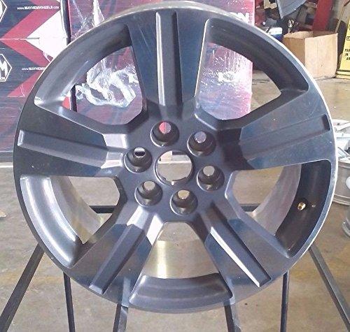 18-inch-2015-2016-chevrolet-colorado-charcoal-machined-oem-alloy-wheel-rim-5673