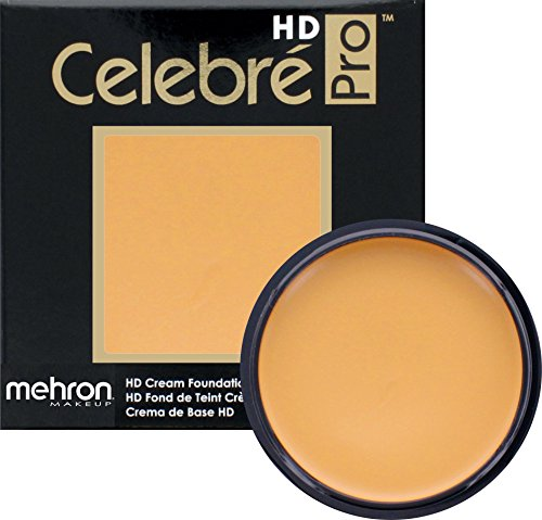 Mehron Makeup Celebre Pro-HD Cream Face & Body Makeup, EURASIA JAPONAIS - - Celebre Cream