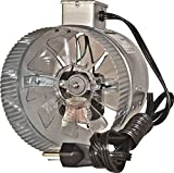 Kyпить Suncourt Inc. DB206-CRD 6 Inch In-Line Duct Fan with Cord на Amazon.com
