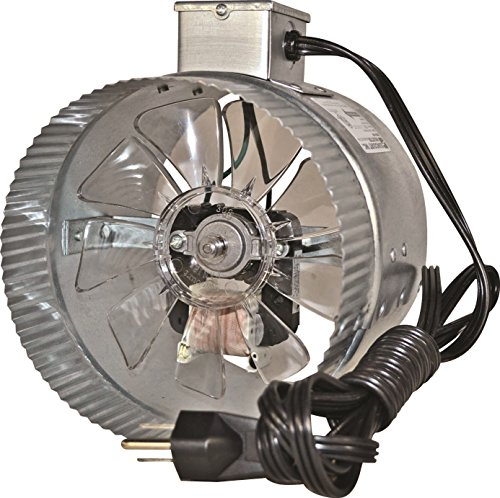 (Suncourt Inductor Inline Duct Fan, 6 Inch Diameter, Indoor Air)