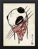 18x24 Pandana by Rodriquez Jr, Enrique: Studio Black ERJ-RC-010A