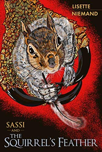 SASSI and The Squirrel's Feather