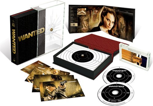 The Collector Terence Stamp - Wanted (Limited Edition Collector's Gift Set) by James McAvoy