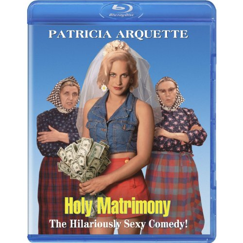 Holy Matrimony - Blu-ray (1994) Patricia Arquette (Actor), Joseph Gordon-levitt (Actor), Mike Binder (Director) | Rated: Pg-13 | Format: Blu-ray