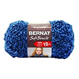 Spinrite Soft Boucle Yarn, Teal
