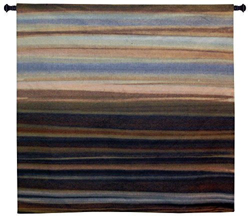 Striedescent Wall Tapestry (Tapestry Wool Silk)