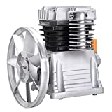 Goplus Aluminum 3HP Air Compressor Head Pump Motor 145PSI 11.5CFM Heavy duty aluminum construction Twin Pistol Air Compressor Head Pump