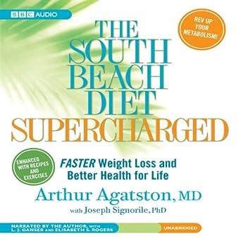 book south audio beach diet