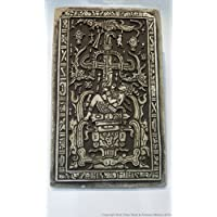 Lapida de la Tumba de Pakal ( El Hombre de Palenque)