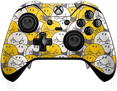 Skinit Mr Happy Collage Xbox One Elite Controller Skin - Officially Licensed Sanrio Gaming Decal - Ultra Thin, Lightweight Vinyl Decal Protection