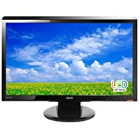 ASUS VE198T 19 1440 x 900 10000000:1(ASCR) 5ms widescreen TFT active matrix LCD Monitor w/ Stereo speakers
