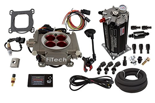 Fitech Efi 32203 Go Street Efi Sys Mstr Kit W/Fuel Command Cntr 2 0