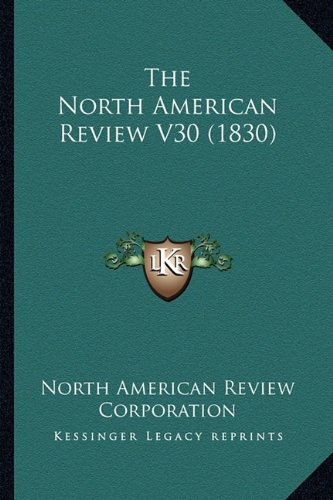 Download The North American Review V30 (1830) pdf