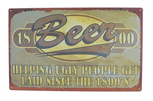 Nostalgic Humor Tin Sign - 4