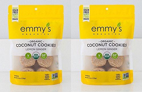 organic lemon cookies - 6