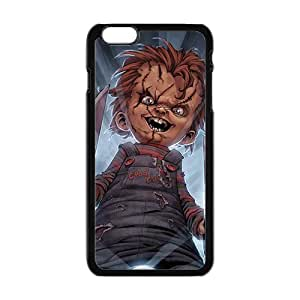 Horrible Kid With Knif Black iPhone plus 6 case