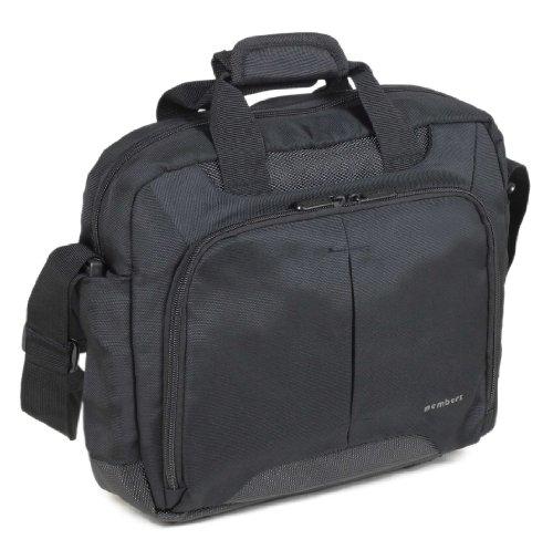 "Members bolso negro negro Small - 13"" laptop - 31 x 32 x 8 cm - 0.5 kg"