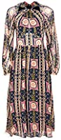 TEMPERLEY London Women's Etoile Twist Dress