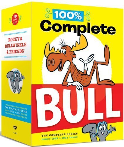 Rocky & Bullwinkle & Friends: The Complete Series by Classic Media by - (Rocky & Amp ; Bullwinkle)